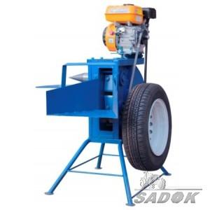 Дровокол - Измельчитель веток с приводом от бенз. двигателя (Без двигателя и конуса)