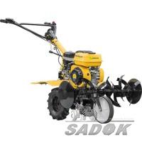 Мотоблок бензиновий Sadko M-500 PRO. 6,5 к.с.