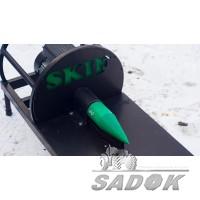 Конусный колун дровокол Скиф DM-3000