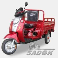 Мотоцикл грузовой Spark  SP110TR-4. 110 см³